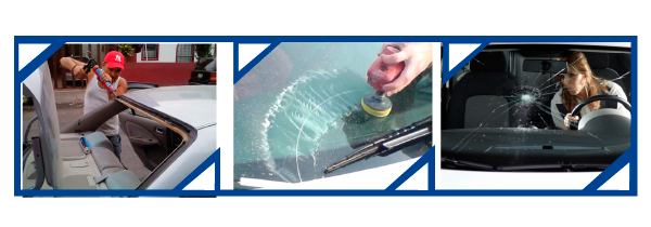 Parabrisas para autos - Reparar cristales rayados ...